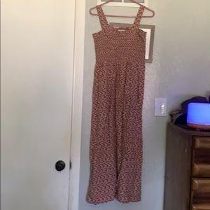 LOFT petite maxi dress